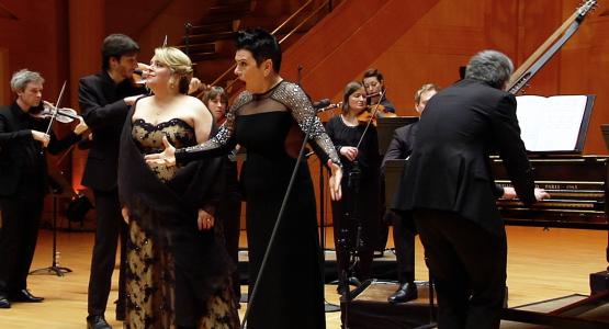 B'ROCK ORCHESTRA Antonio Vivaldi LA SENNA FESTEGGIANTE